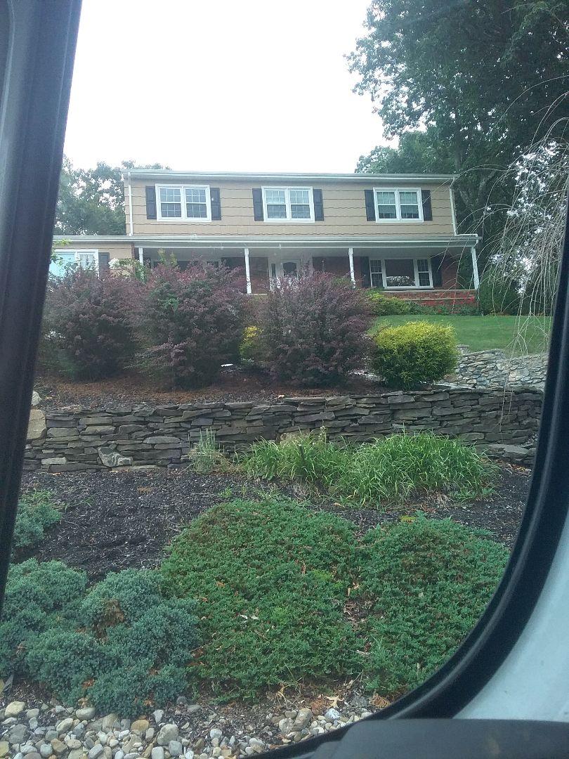 Irrigation mid season