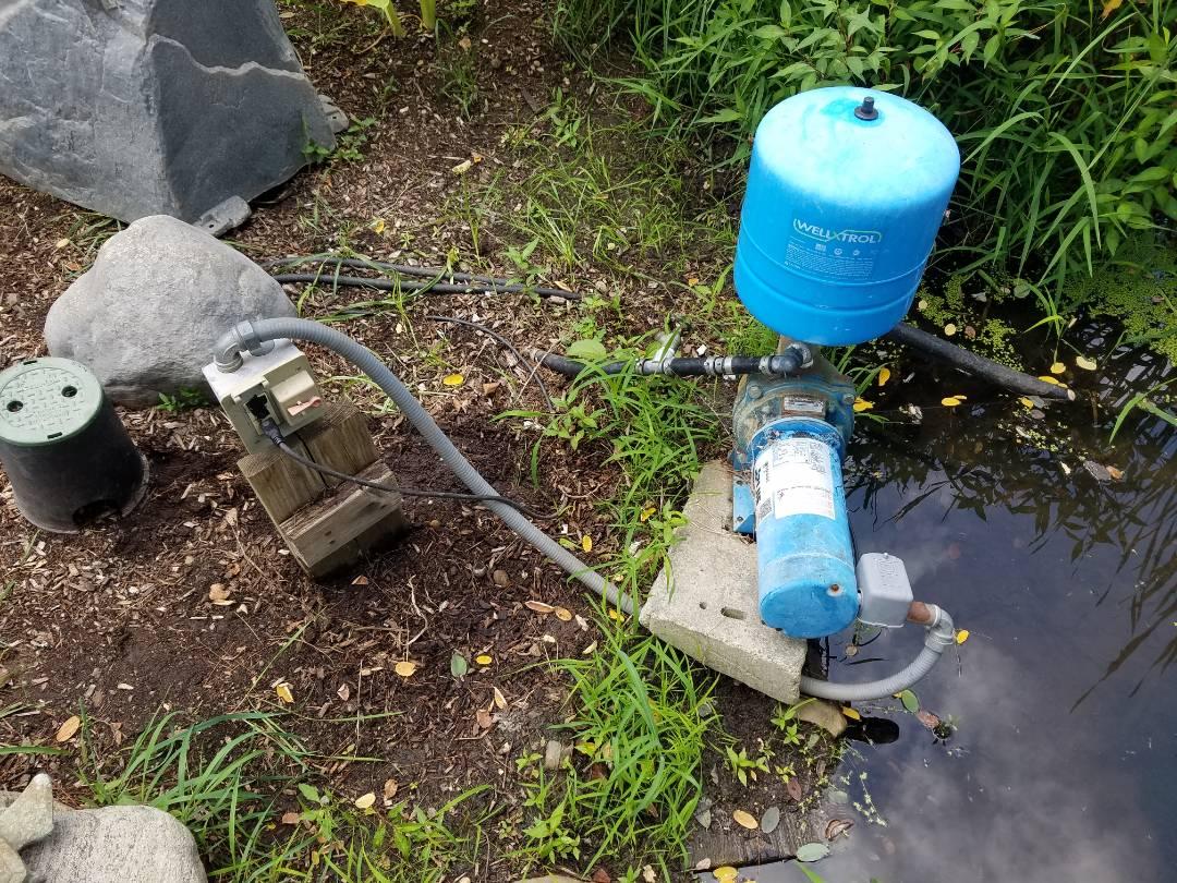 Irrigation Activation start up adjusting replace broken sprinkler heads nozzles leak