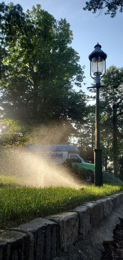 irrigation mid season inspection