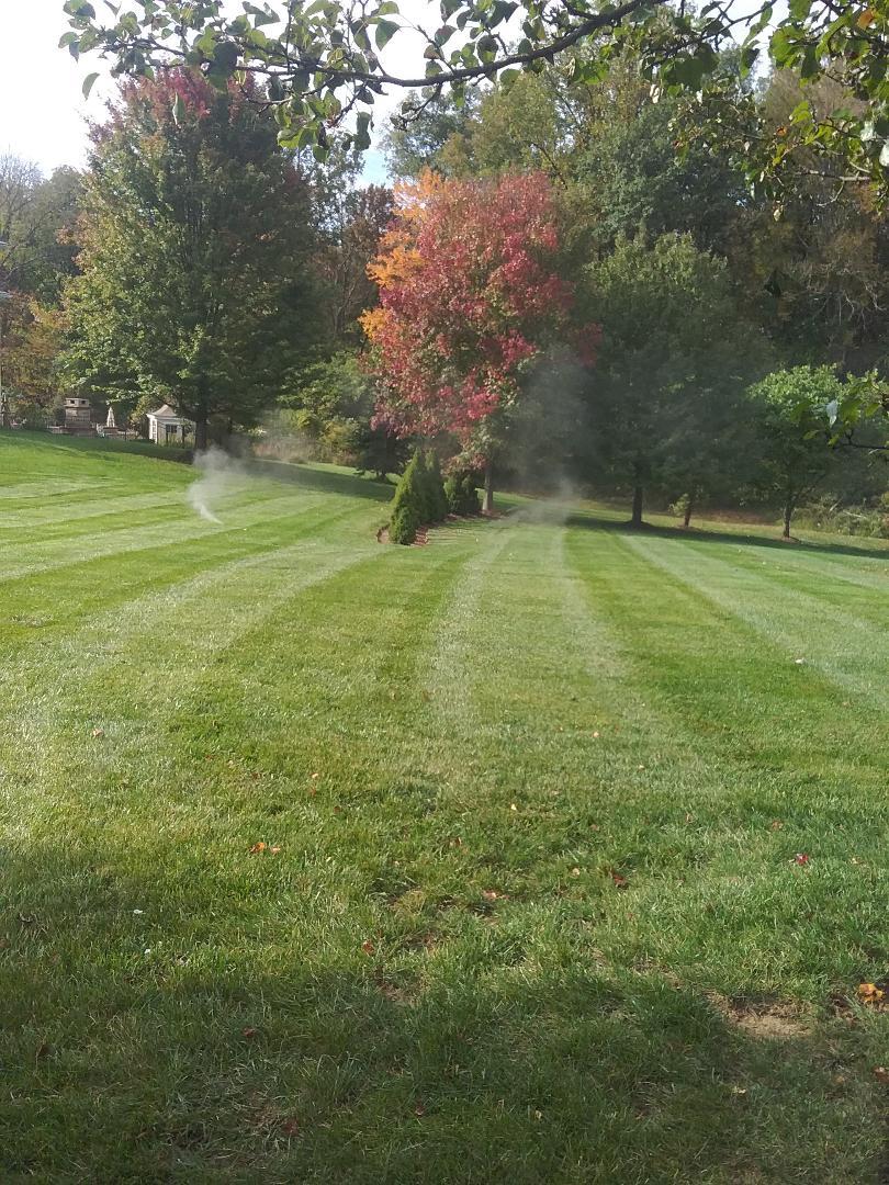 Chester, NJ - Irrigation winterization
