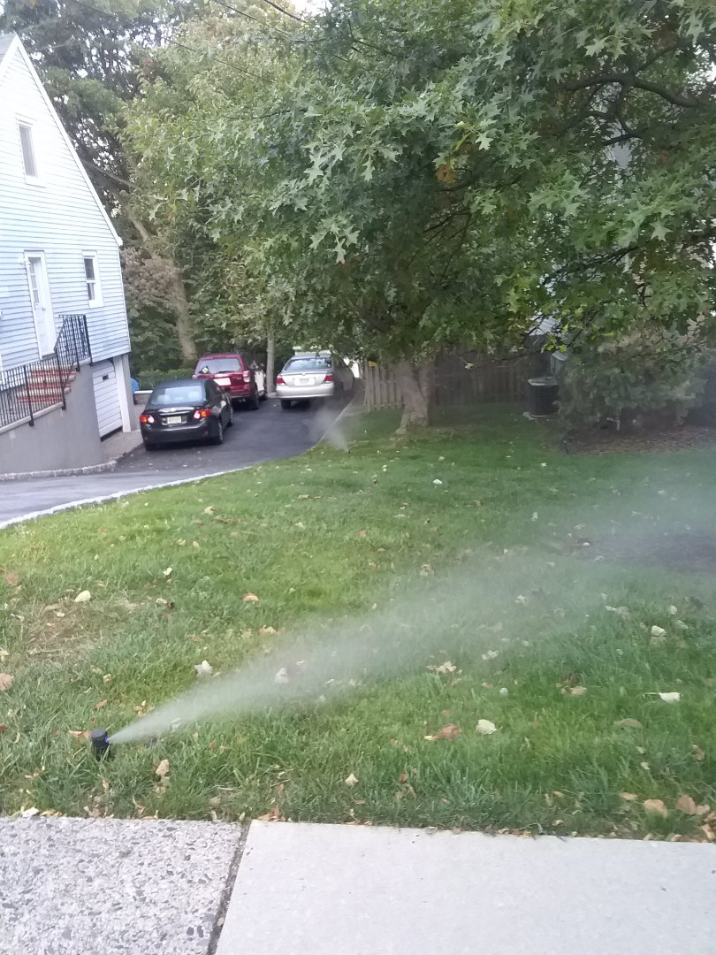 Verona, NJ - Winterization