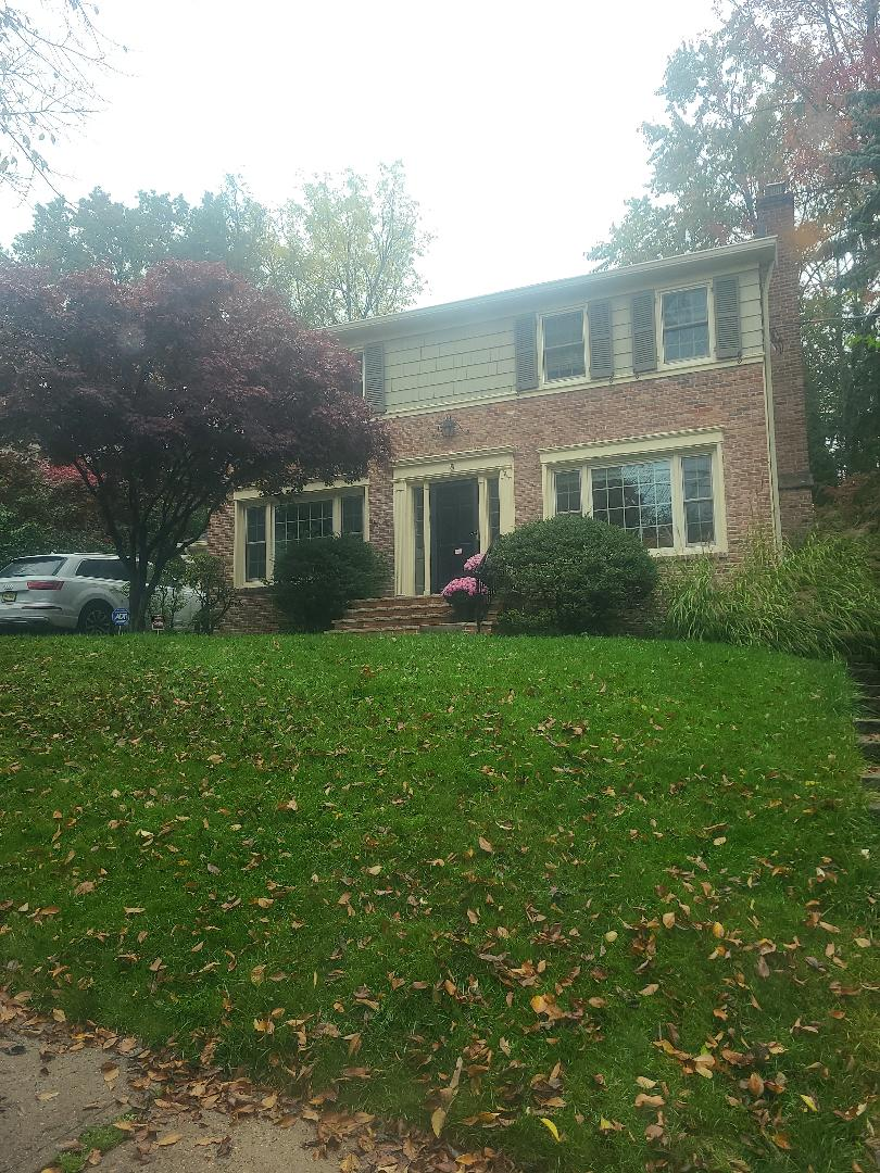 Maplewood, NJ - Winterize sprinkler irritation system. Blow out. Drain out. Shut down.