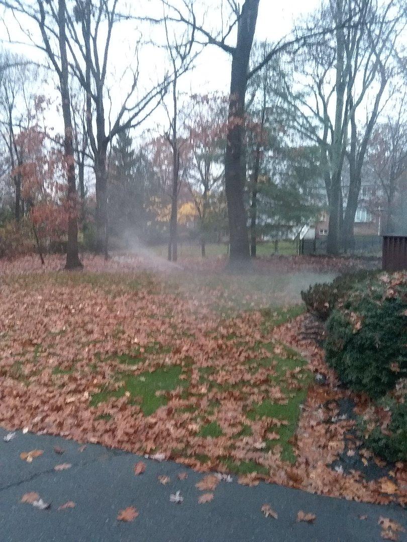 Caldwell, NJ - Winterization