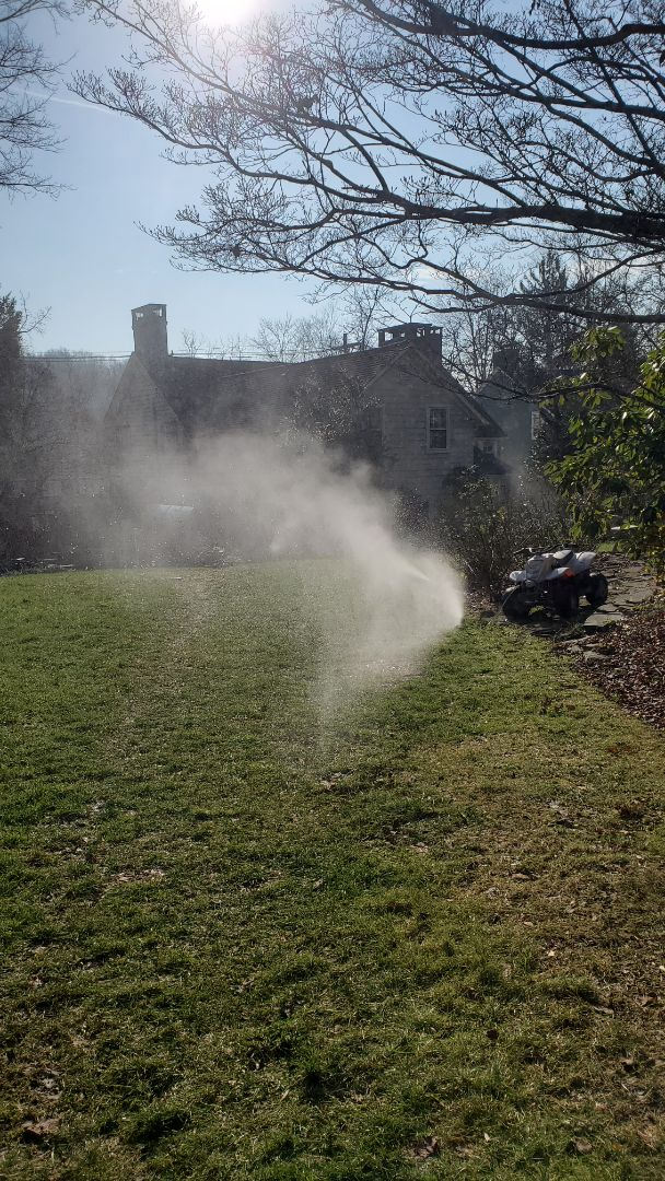 Mendham, NJ - Winterize irrigation system