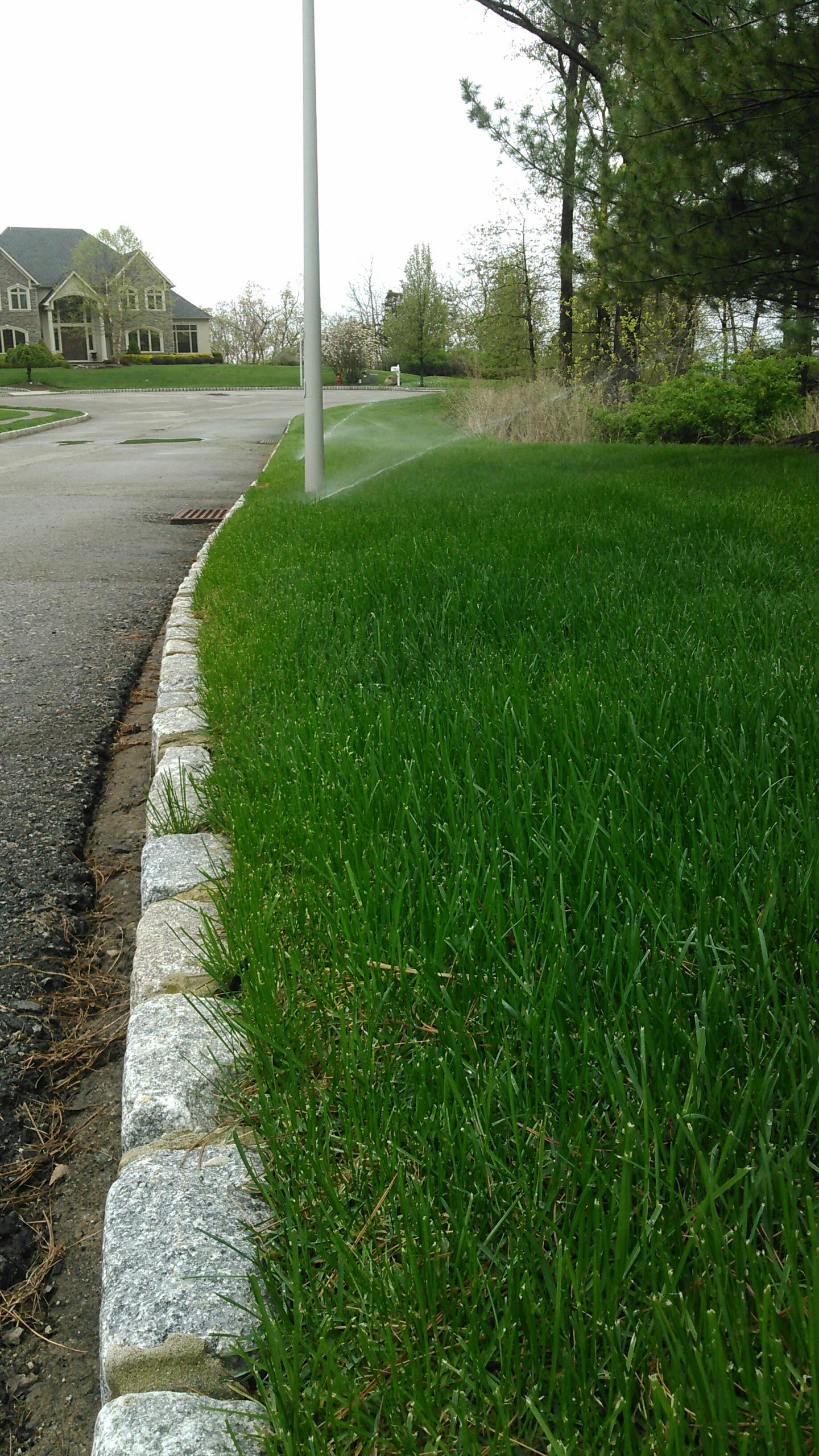 how to check and fix irrigation system
