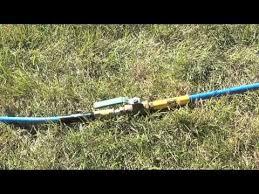 Basking Ridge, NJ - Fixed broken sprinkler pipe.