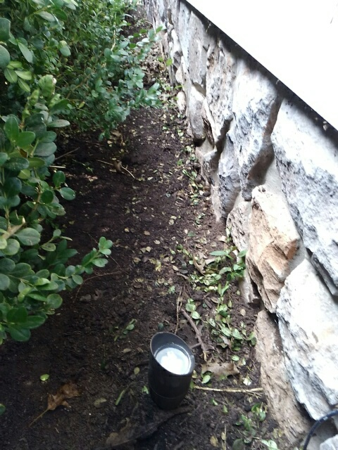 Harding Township, NJ - Replace old landscape lighting fixtures with new LED bullet lights