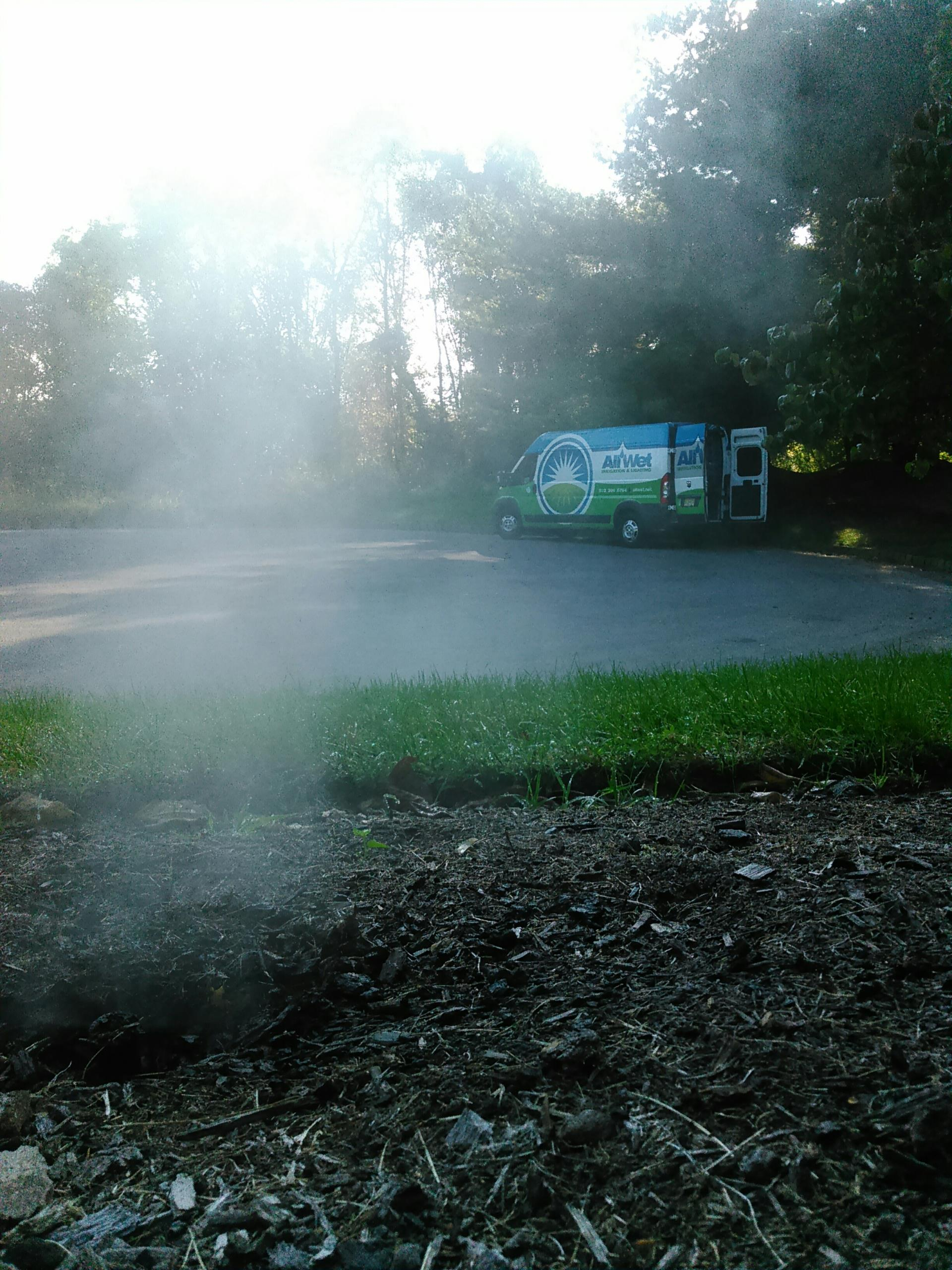 Sussex, NJ - Winterize sprinkler lawn irrigation system to prevent freezing damage on pipes