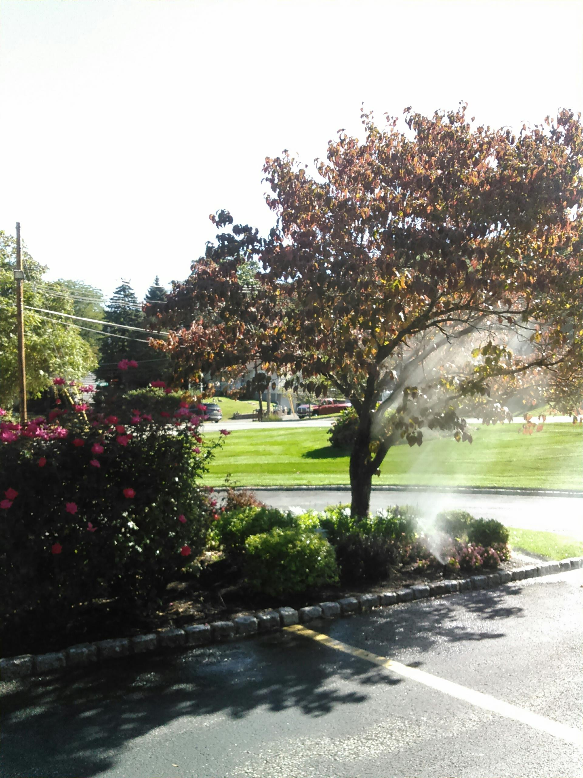 Vernon Township, NJ - Winterize sprinkler lawn irrigation system to prevent freezing damage on pipes
