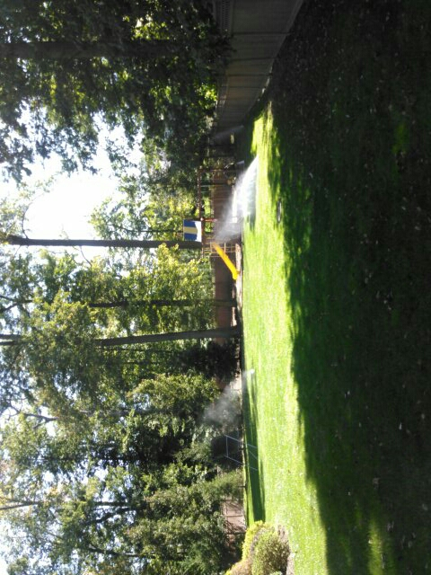 Short Hills, NJ - Winterization of the irrigation system,water and clock are off