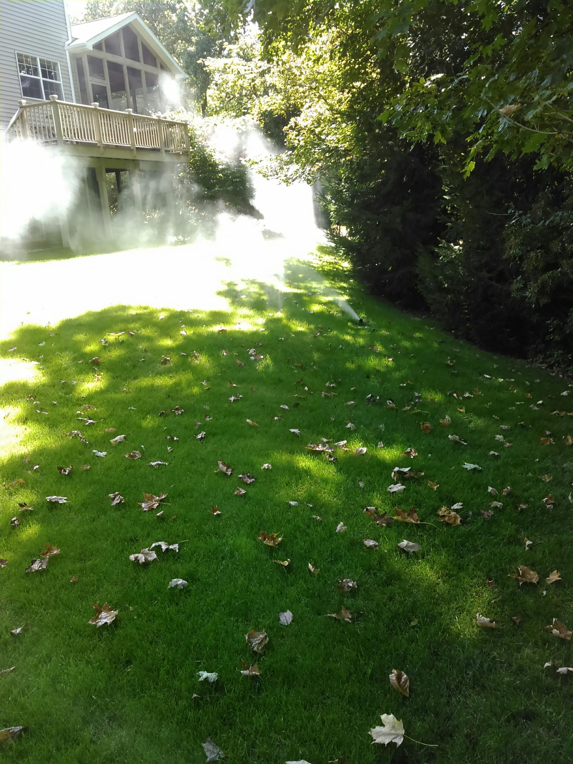 Jefferson, NJ - Winterize sprinkler lawn irrigation system for the winter