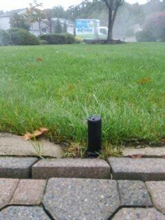 Mine Hill, NJ - Winterization of sprinkler system.