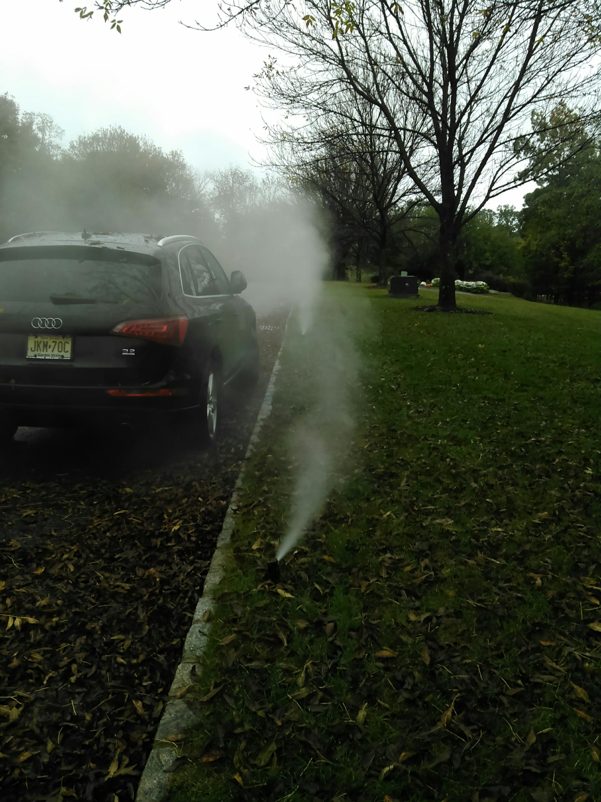 Long Valley, NJ - Winterize sprinkler lawn irrigation system to prevent freezing damage during the winter season