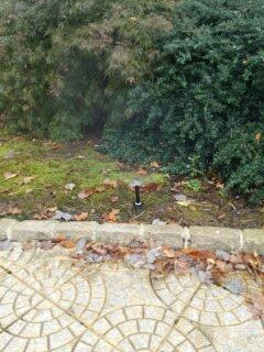 Totowa, NJ - Close sprinkler system for winter