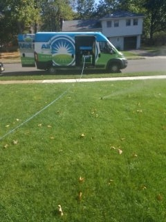 Essex Fells, NJ - Winterize sprinkler system