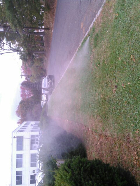 Fairfield, NJ - Winterize the sprinkler system,water and clock are off