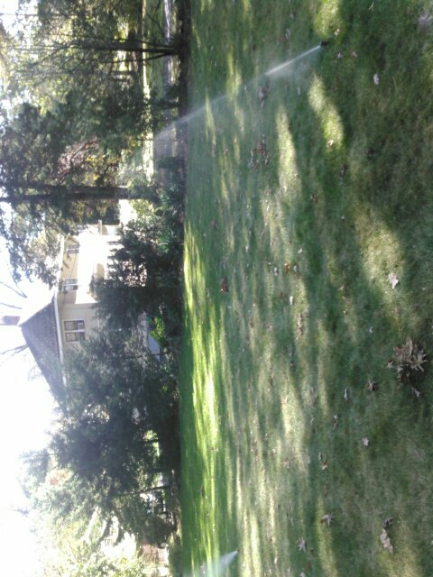 Mountain Lakes, NJ - Close the sprinkler system for winter