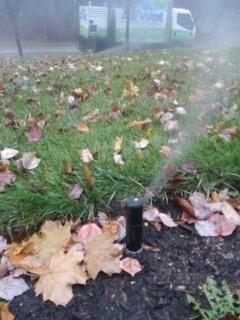 Short Hills, NJ - Winterize sprinkler system