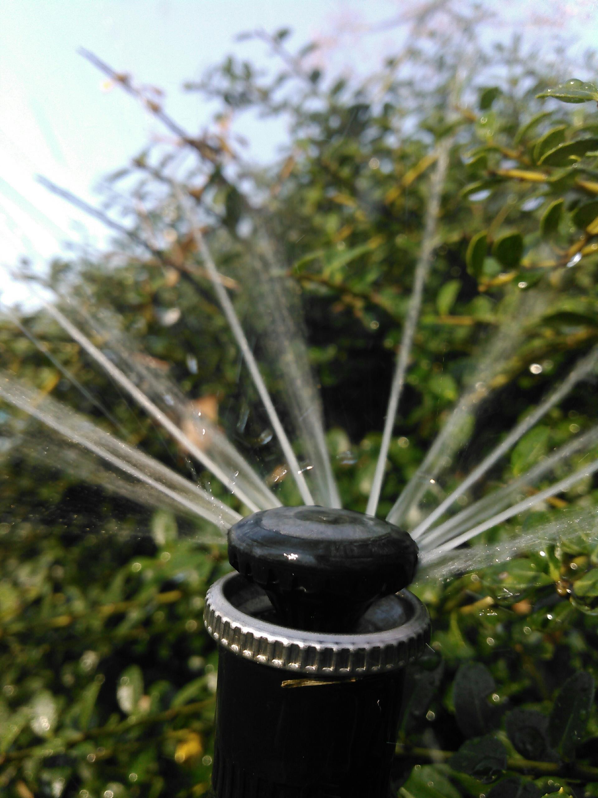Jefferson, NJ - Start up sprinkler irrigation system
