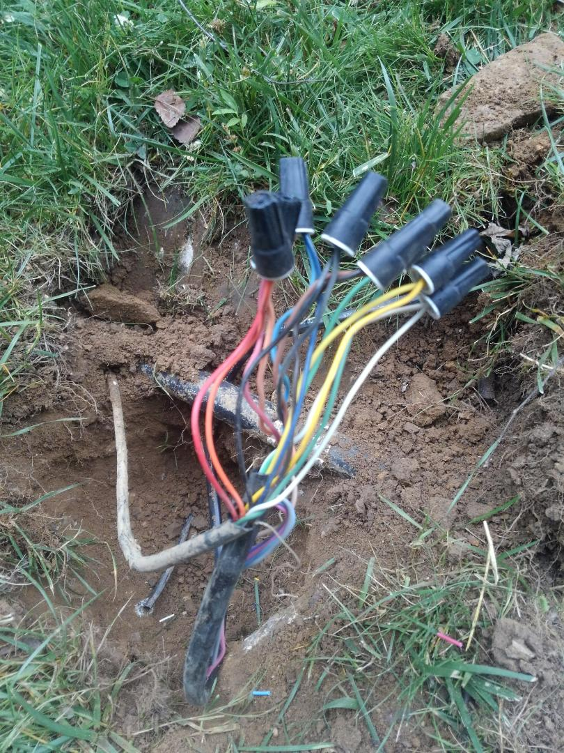 Washington Township, NJ - Locate and Repair irrigation wire