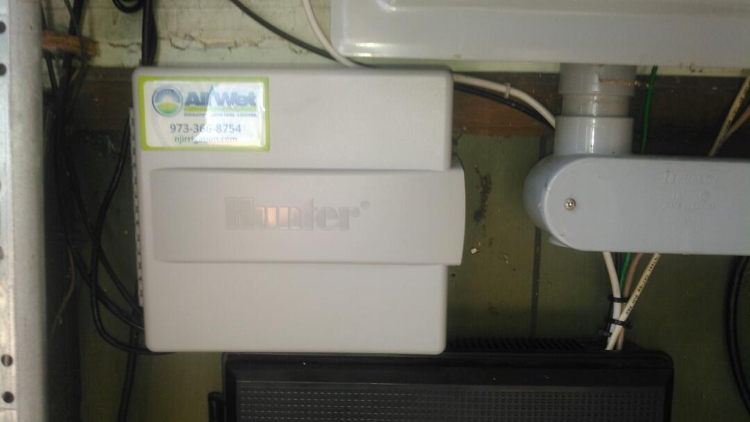 Glen Rock, NJ - Install WiFi sprinkler timer