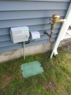 Wharton, NJ - New irrigation repairs