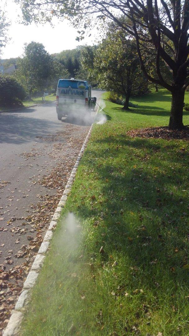 Newton, NJ - Winterize sprinkler system