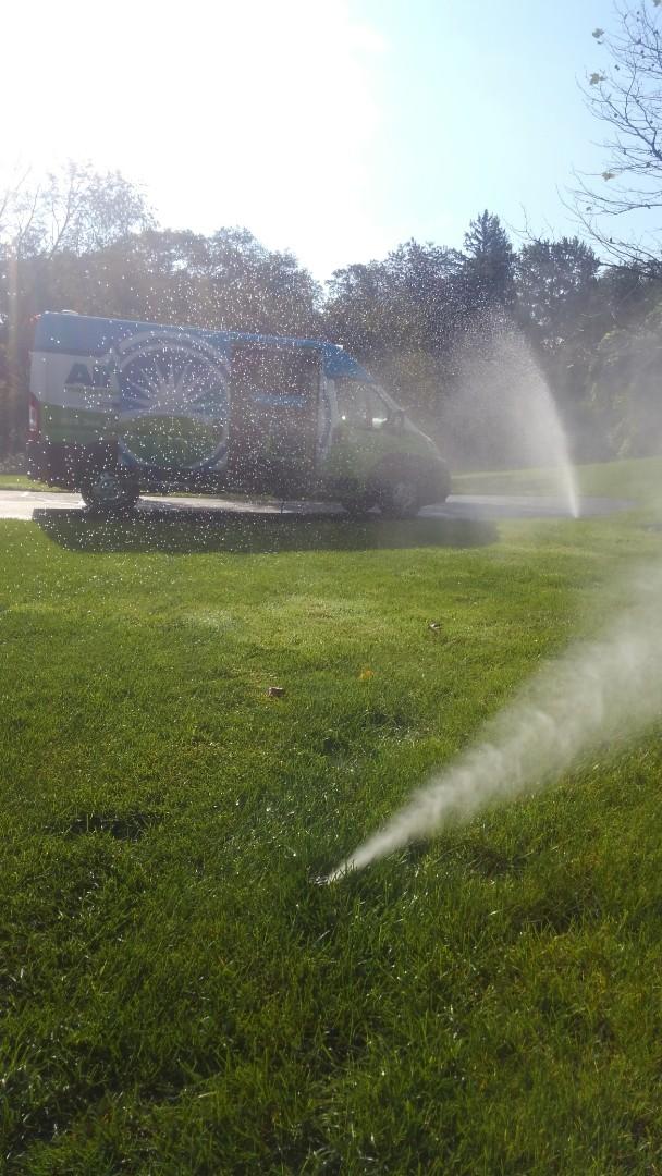 Harding Township, NJ - Winterize lawn sprinkler