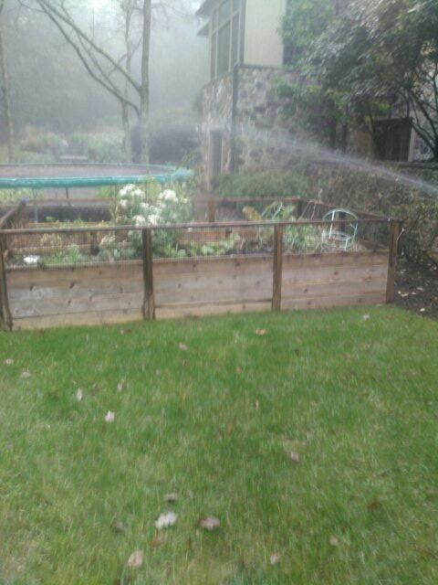 Wharton, NJ - Winterizing sprinkler system