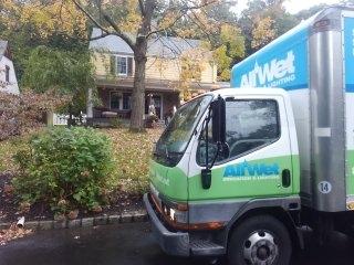 Montclair, NJ - Sprinkler system shut down