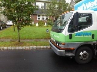 Montclair, NJ - Sprinkler blow out