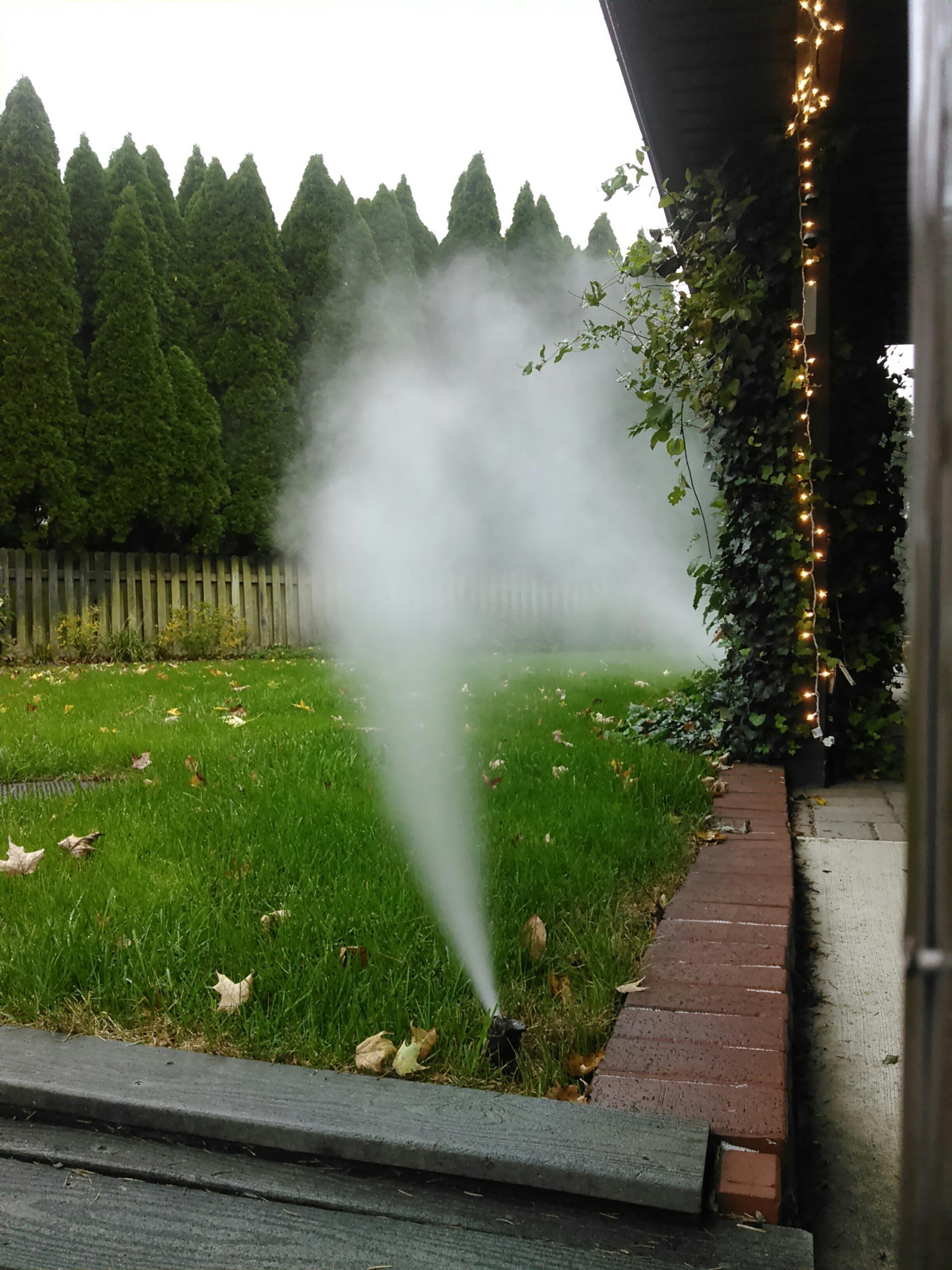 Hackettstown, NJ - Sprinkler winterization