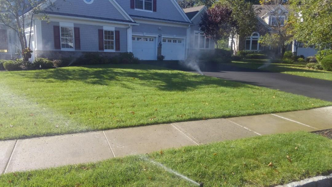 South Orange, NJ - Winterize sprinkler system at a condo complex