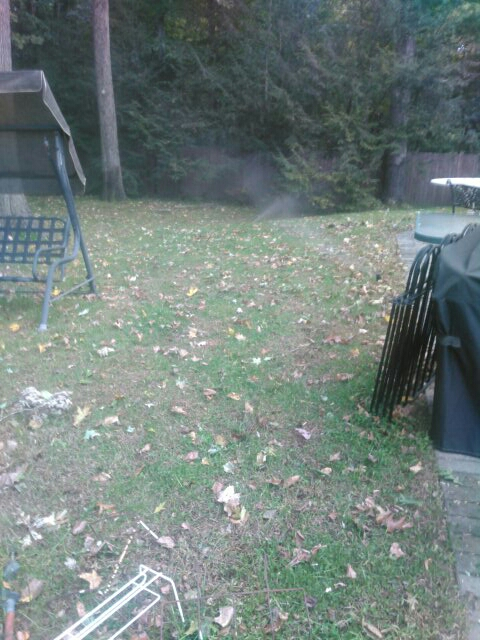Caldwell, NJ - Winterizing sprinkler systems hurry its getting cold