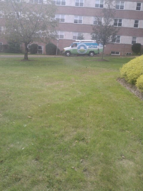 Montclair, NJ - Winterizing sprinkler systems and doin repairs