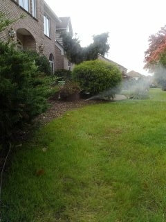 Parsippany-Troy Hills, NJ - 6 zone sprinkler blow out; Whippany Winterizes!!!