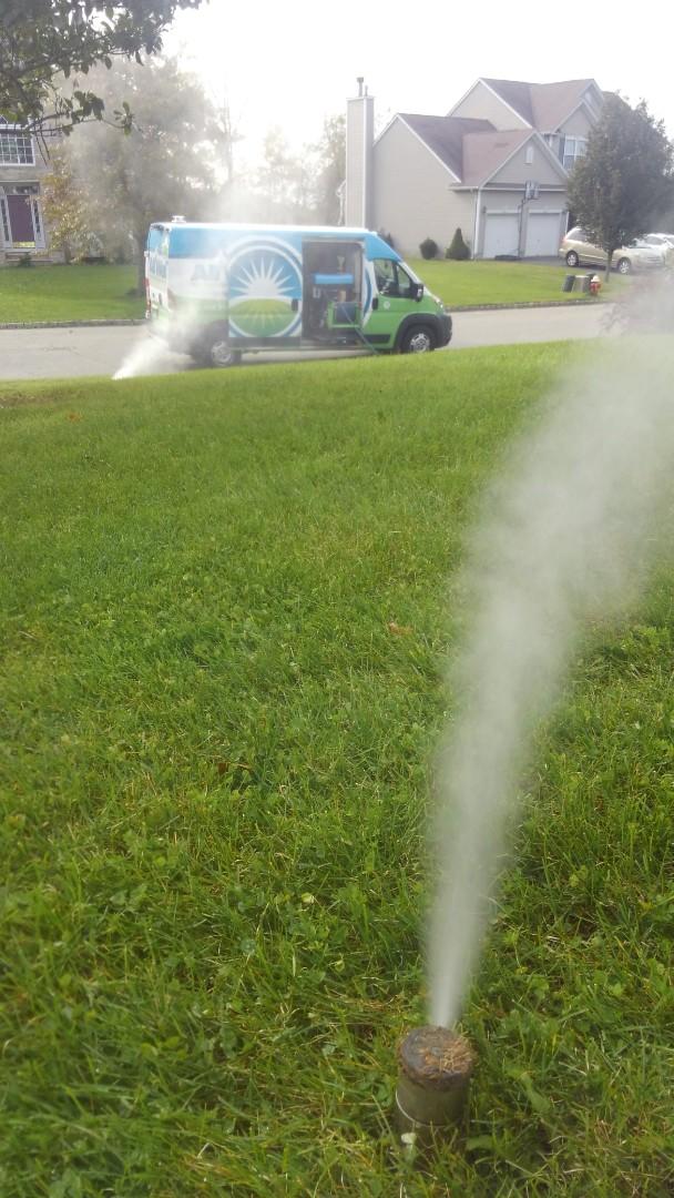 Hackettstown, NJ - Winterize irrigation system