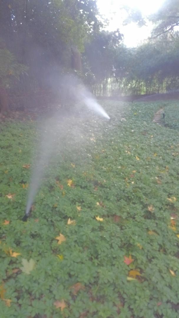 South Orange, NJ - Winterize sprinkler system