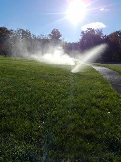 Hackettstown, NJ - 9 zone sprinkler system winterization in Hackettstown!!!