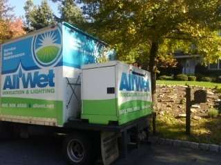 Cedar Grove, NJ - Fall irrigation shut down