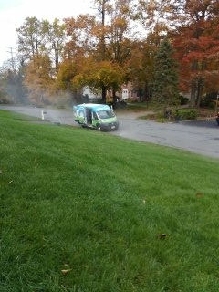 Boonton, NJ - 12 zone sprinkler system being winterized in Chatham!!!
