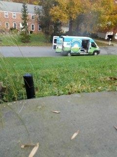 Boonton, NJ - 16 zone sprinkler system winterization in progress!!!