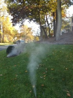 Boonton, NJ - 7 zone sprinkler system being winterized in Chatham!!!