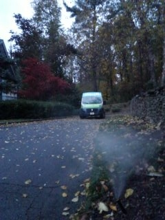 Parsippany-Troy Hills, NJ - 10 zone sprinkler system blow out to start the day; Morristown Winterizes!!!