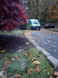 Parsippany-Troy Hills, NJ - 11 zone sprinkler system blown out to start the day; Morristown Winterizes!!!