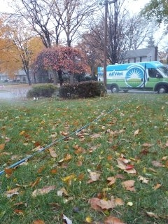 Livingston, NJ - 9 zone sprinkler system being winterized in Livingston!!!