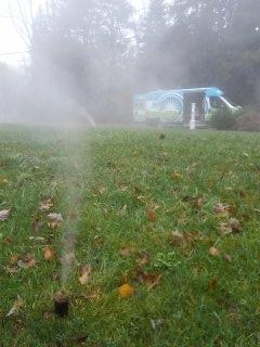 Mendham, NJ - 7 zone sprinkler system being winterized in Mendham!!!