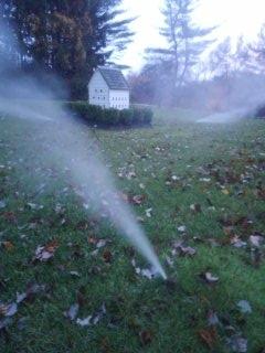 Harding Township, NJ - Fall Winterization