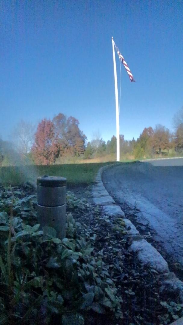 Gladstone, NJ - Blow out sprinkler lines for winter