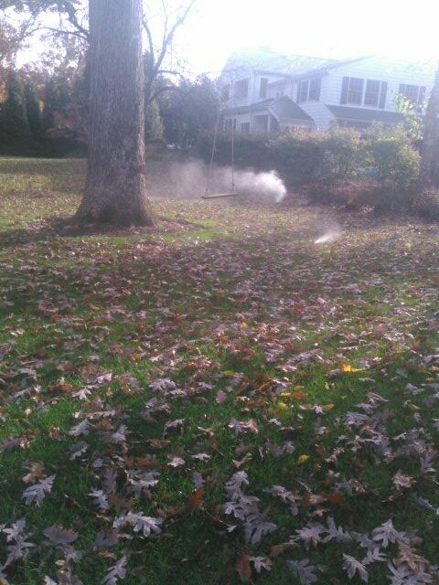 Millburn, NJ - Winterizing sprinkler systems and doin repairs